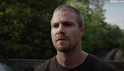 Stephen Amell and Alexander Ludwig Star as Sparring Brothers in First Trailer for Starz's Heels