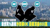公屋富戶交兩倍租煩緊買樓 兩公婆:如去買私樓好浪費手上嘅綠表 - 香港經濟日報 - 地產站 - 地產新聞 - 人物/專題