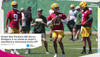 'It's a prayer': Packers hold out hope for Aaron Rodgers to eventually return