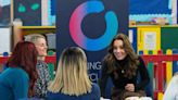 Kate becomes patron of addiction recovery charity