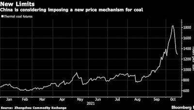 中國研究建立規範的煤炭市場價格形成機制 以化解能源危機