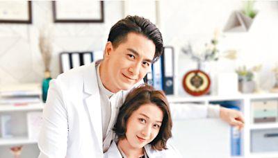鄭嘉穎鍾嘉欣回巢新劇下月開播