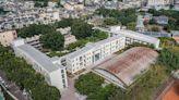 斥資1.9億 南崗國中新校舍預計年底可啟用