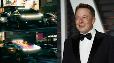 Cybertruck測試車在紐約被捕獲 Musk:實車差不多就長這樣│TVBS新聞網