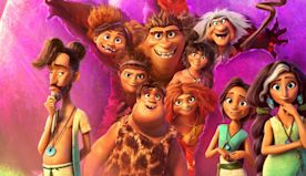 'The Croods 2: A New Age' Wins Thanksgiving Weekend Box Office with $9.7M