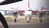 Jet fuel shortage could affect CA's firefighting resources