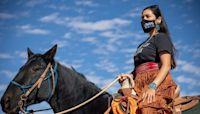 Preserving Navajo culture during the pandemic 'I'll do anything for my people'