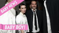Why Joaquin Phoenix Won't 'Force' Veganism on His and Rooney Mara's Son