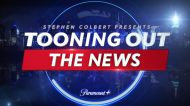 Stephen Colbert Presents Tooning Out the News | Season 2 Official Trailer | Paramount+