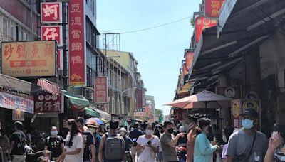 國慶連假台南湧入50萬遊客 住宿率達8成 - 工商時報