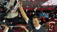 Brady earns seventh Super Bowl win with Buccaneers