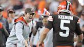 Kevin Stefanski on Baker Mayfield: When he's ready, he's ready
