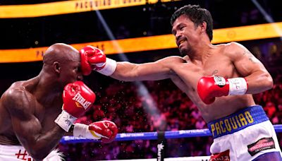 Boxer Manny Pacquiao Will Run For Philippines President