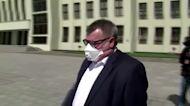 Belarus jails Lukashenko rival in 'sham' trial