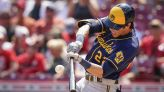 LEADING OFF: Turner, Yelich out with COVID-19, Judge returns