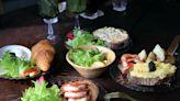 台南晨光早午餐~漢子勾嬌嬌,在美好的空間裡享用歐式麵包與酥脆的可頌
