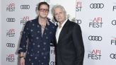 Michael Douglas 'so proud' of son Cameron's drug addiction recovery