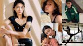 《魷魚遊戲》姜曉-鄭好娟的直角肩、20吋螞蟻腰和筆直11字腿養成秘訣