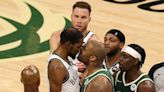 Security Stops Nets Kevin Durant, Kyrie Irving From Near Brawl [WATCH]