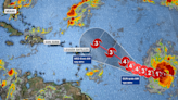 Hurricane Sam forecast to rapidly intensify in the Atlantic