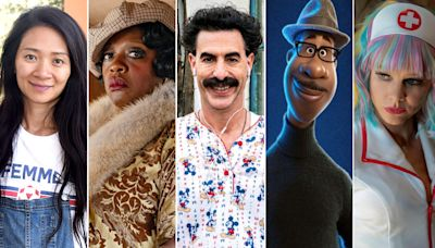Oscars 2021: 19 geeky facts from Borat to Boseman