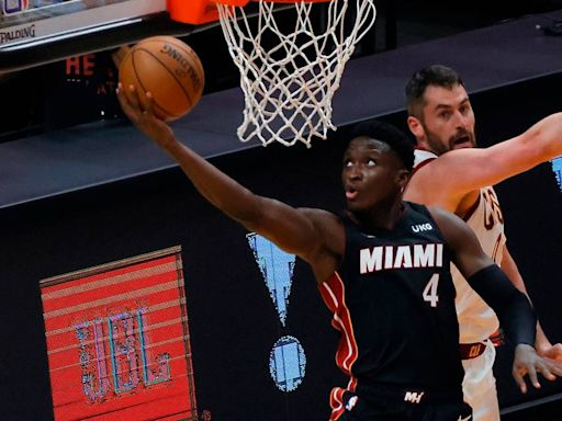 Victor Oladipo returning to Heat on one-year, minimum deal. Here's where the roster stands