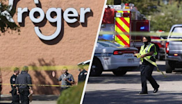 A Shooter Opened Fire At A Kroger Grocery Store In Tennessee, Killing One Person And Injuring At Least 15 Others