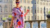 H&M tiene los vestidos de invitada de otoño perfectos para una boda de estilo alternativo