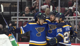 Blues' Pavel Buchnevich suspended 2 games for headbutting