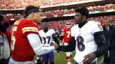 Single-game DFS Week 2: Rostering Patrick Mahomes and Lamar Jackson on SNF