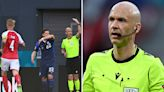 Anthony Taylor will never forget look on Eriksen's face after collapse