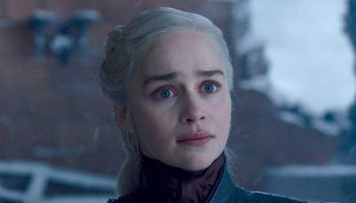 Emilia Clarke says she's come to terms with Daenerys' heartbreaking 'Game of Thrones' ending: 'I see it with only peace'