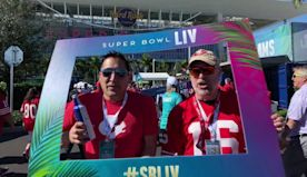 Super Bowl 2020: Niners fans ready for the big game