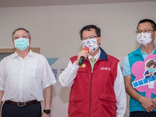 桃園75歲以上長者第二劑莫德納疫苗接種 友善服務為長者提升疫苗保護力 | 台灣好新聞 TaiwanHot.net