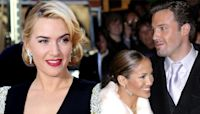 See Kate Winslet's Hilarious Response to Bennifer Question
