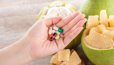 你正在吃柚子嗎? 別碰「6種常見藥」:小心交互作用機率飆