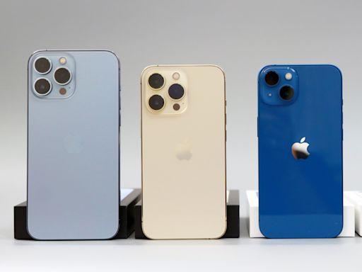 iPhone 13 四機全系列開箱評測初體驗:天峰藍、金、藍、星光有驚喜