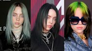 Billie Eilish's Best Hair Colors Over the Years