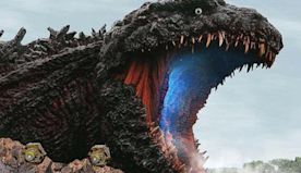 'Godzilla' Life-Size Statue Opens to the Public in Japan
