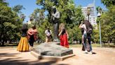Gavin Newsom signs law to replace Sacramento Junipero Serra statue with monument for tribes