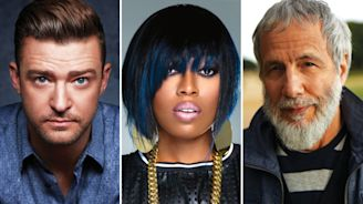 Justin Timberlake, Missy Elliott, Yusuf, More to Be Honored by Songwriters' Hall of Fame