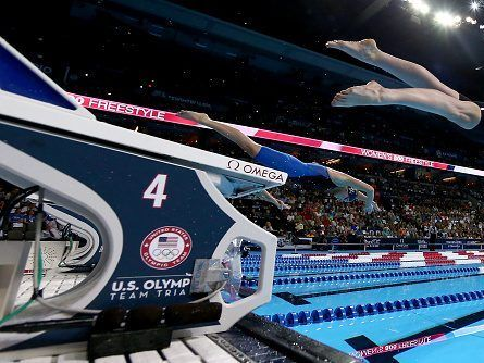 As swimmers finish Olympic Trials prep, must-see events take shape