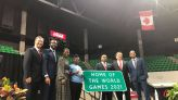 World Games murals, a Talladega spin, stadium shooting: Down in Alabama