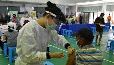 雲林學生BNT疫苗23日開打 75歲以上長者莫德納第2劑24日接種