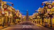 Walt Disney World's Magic Kingdom has transformed for the holiday season
