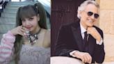 泰國11月重啟國門 Lisa及男高音波伽利將至普吉島唱跨年