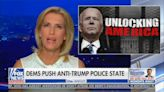 """Laura Ingraham criticizes National Guard presence following deadly insurrection as """"an obscene move by Democrats to militarize Washington"""""""