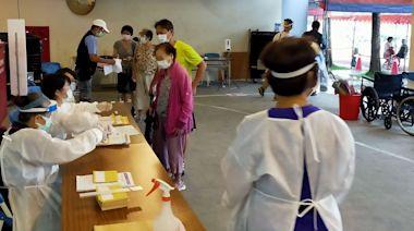 台中市府:4408鄰長今打疫苗!老人接種率26%有緩打潮