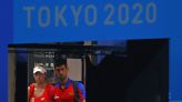 Olympics-Djokovic's golden dream ends on day of upsets marred by doping slur