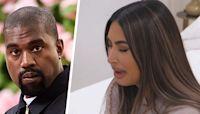 Kim Kardashian Tears Up and Admits She's Ready to Be 'Happy' Amid Kanye West Divorce